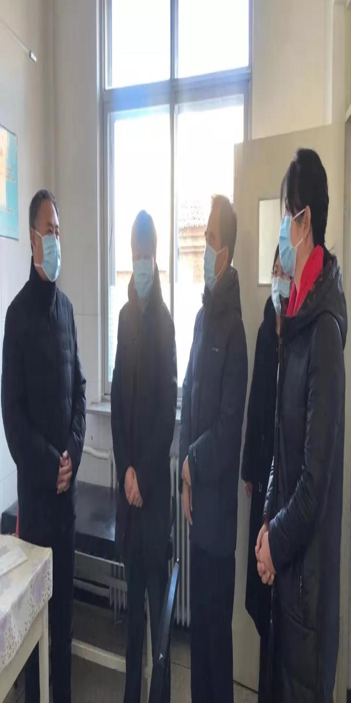 旗委书记高希华调度新型冠状病毒肺炎疫情防控工作